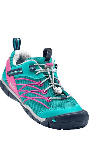 Keen Chandler CNX Schoenen Kinderen roze/turquoise